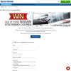 Win one of three Nissan 370Z Nismo Coupés