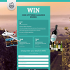 Win Return Flights to France & More
