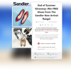 Win Shoes From The Sandler New Arrival Range