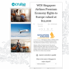Win Singapore Airlines Premium Economy flights to Europe
