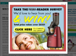 Win Synergy Natural products worth $280.00