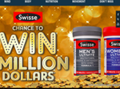Win the chance at a million dollars!