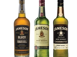 Win the Jameson Irish Whiskey Collection
