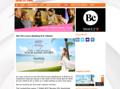 Win the luxury wedding of a lifetime!