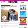 Win The Pognae Baby Carrier + Hipseat
