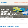 Win the ultimate $500 Brooks running pack!