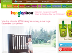 Win the ultimate $8,000 designer nursery!