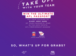 Win the Ultimate AFL Passport