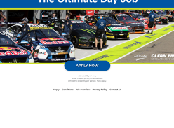 Win The Ultimate Day Job at the 2020 Supercars Townsville 400!