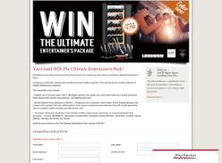Win the ultimate entertainer's package!