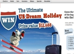 Win the Ultimate U.S. Dream Holiday