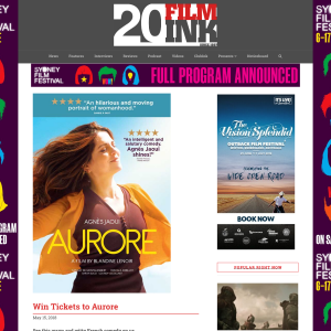 Win Tickets to Aurore