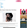 Win Tickets To Baker Boy's Perth Show