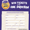 Win tickets to see One Direction + more!