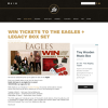 Win tickets to the Eagles + Legacy Box Set