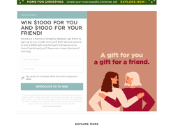 Win Two Gift Cards