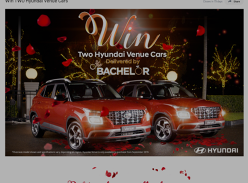 Win Two Hyundai Cars