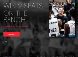 Win Two Seats on The Bench at Melbourne United Home Game