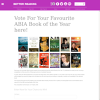 Win two VIP tickets to the Australian Book Industry Awards 2018