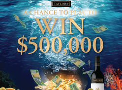 Win up to $500,000!