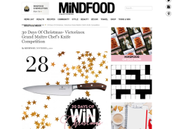 Win Victorinox Grand Maître Chef's Knife