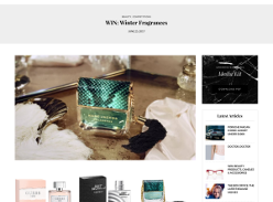Win winter fragrances