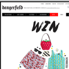 Win your Dangerfield Wishlist