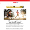 Win your way to the Sun Run and Cole Classic
