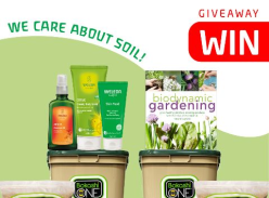 Win a Weleda & Bokashi Healthy Soil Pack